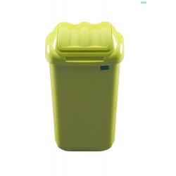 KOSZ FALA 15 litrów - zielony