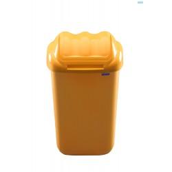 KOSZ FALA 30 litrów - żółty