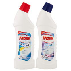 MORS Żel do WC 750ml