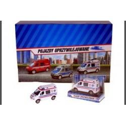 Autko Pogotowie Mini Van -...