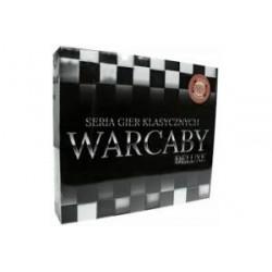 Gra planszowa Warcaby Delux