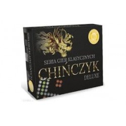 Gra planszowa Chińczyk Delux