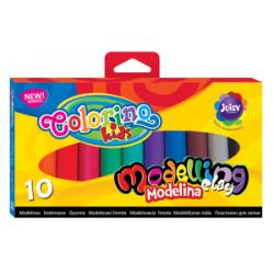 Modelina okrągła 10 kolorów...