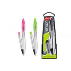 Cyrkiel szkolny + ołówek Study