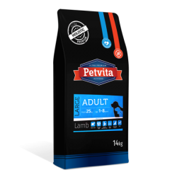 PETVITA Adult Large Lamb 14...