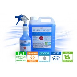 Coil Disinfectant Europe...